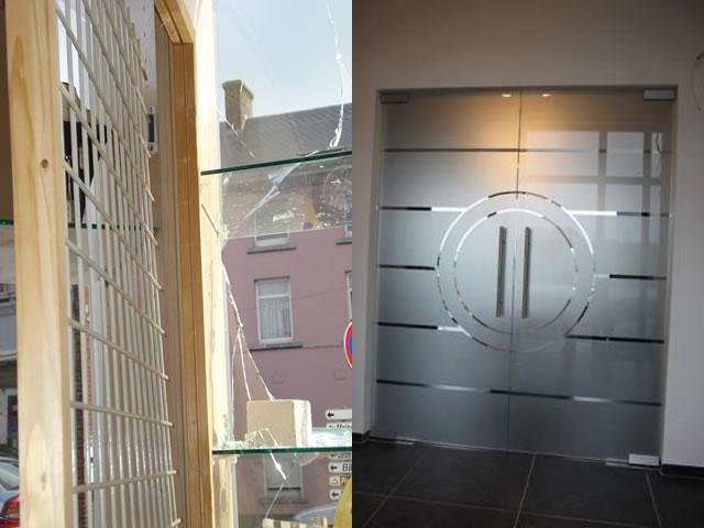 vitre cass e d pannage urgences vitrerie. Black Bedroom Furniture Sets. Home Design Ideas